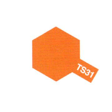 TS31 Orange brillant Reference : 85031-TAMIYA