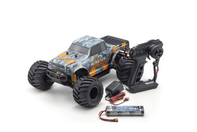 MONSTER TRUCK - KYOSHO MONSTER TRACKER EP 2WD RTR - KYOSHO - 34403T2B