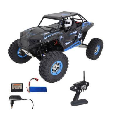RC710B - VOITURE SAND MASTER BLEU 1/10 4x4 BRUSHED RTR - RC SYSTEM
